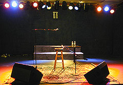 Shank Hall stage