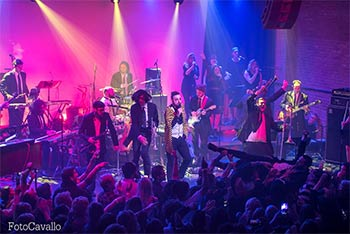 Back to BACK TO BLACK: Amy Winehouse tribute with 15-piece orchestra