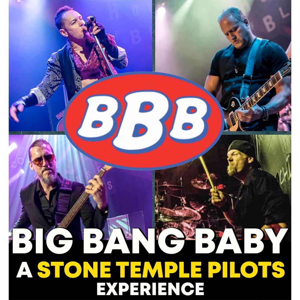 Big Bang Baby (STP tribute)