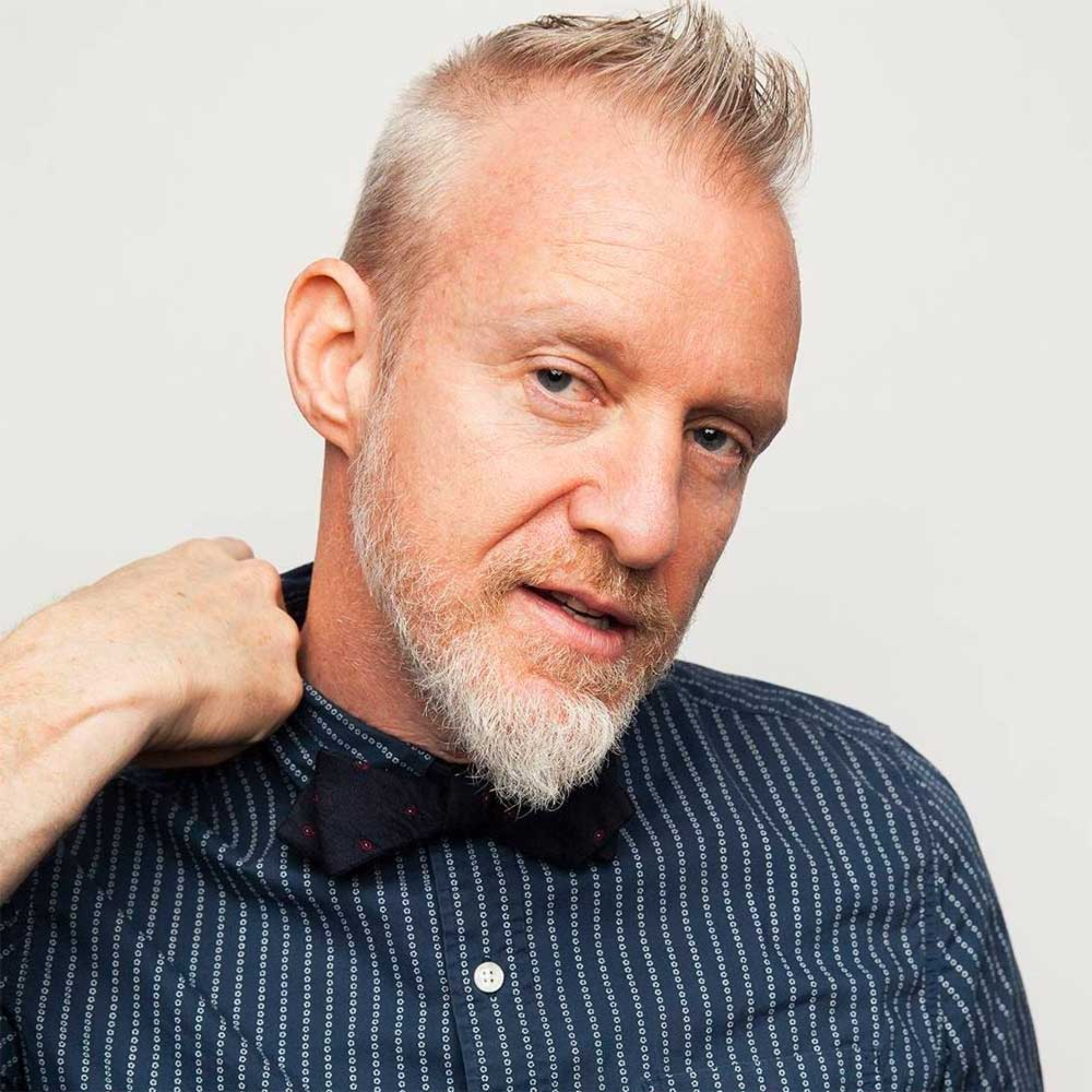 Chris Barron of the Spin Doctors