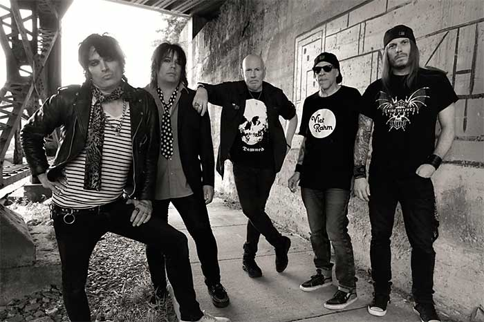 Dead Boys 40th Anniversary Tour feat. Cheetah Chrome & Johnny Blitz