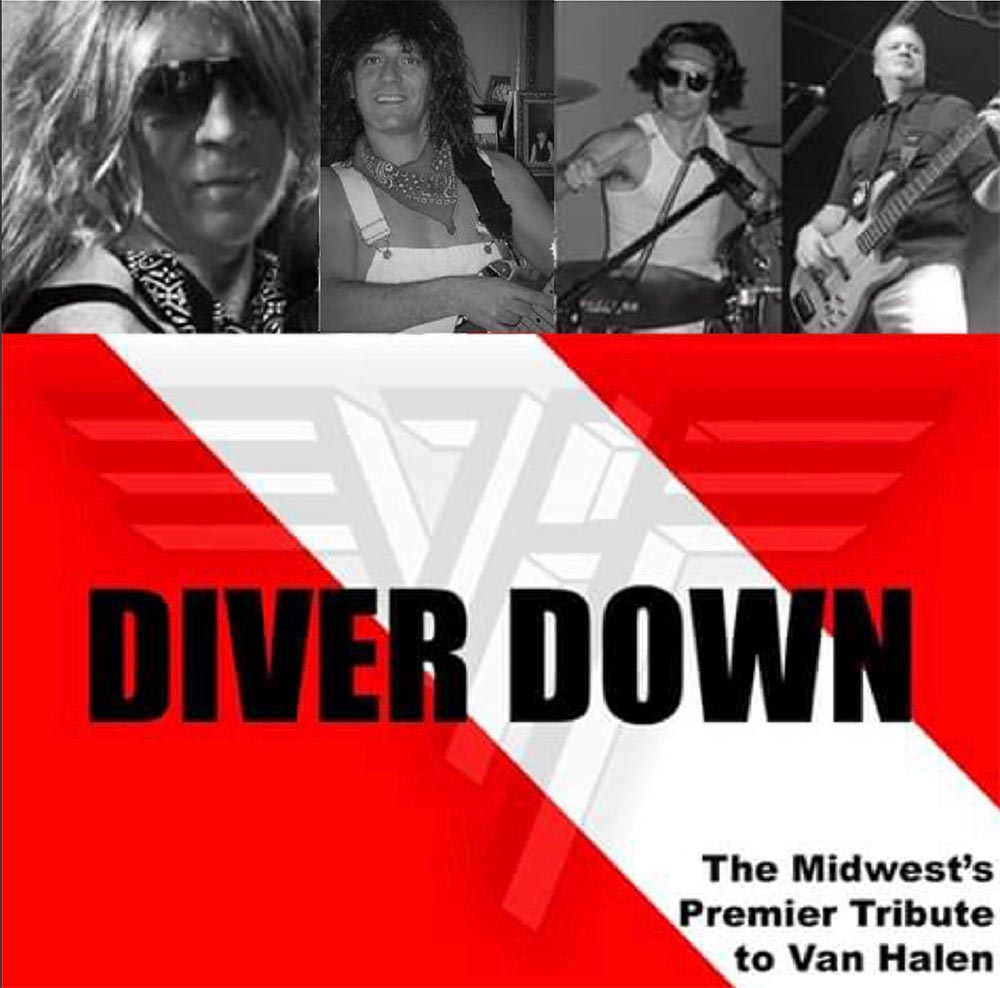 Diver Down (Van Halen tribute)