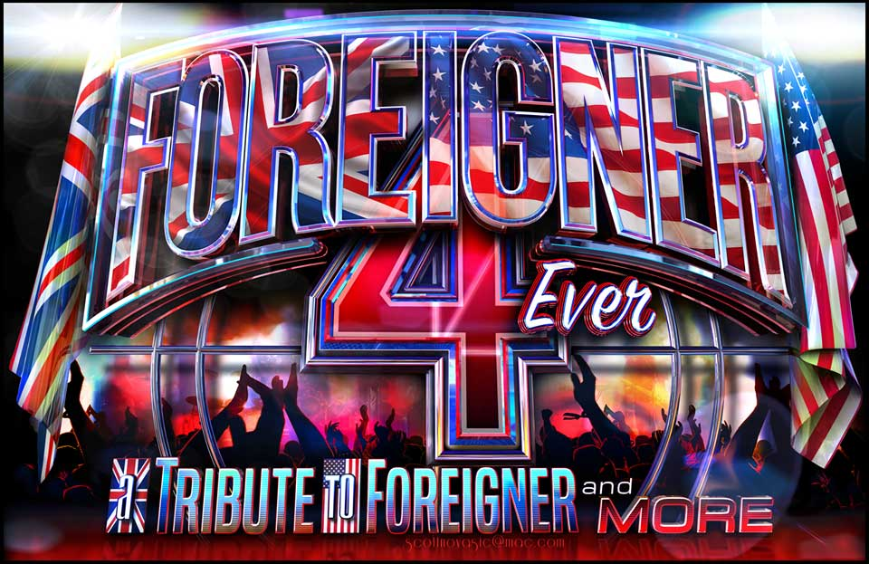 Foreigner 4 Ever