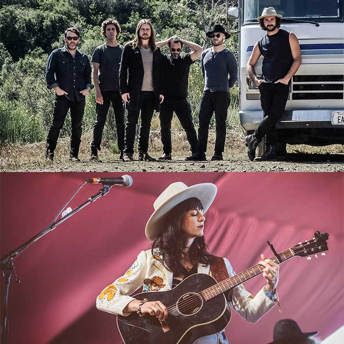 Lukas Nelson & Promise of the Real and Nikki Lane Stagecoach Spotlight Tour