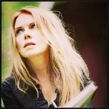 Mary Fahl, former lead singer of October Project