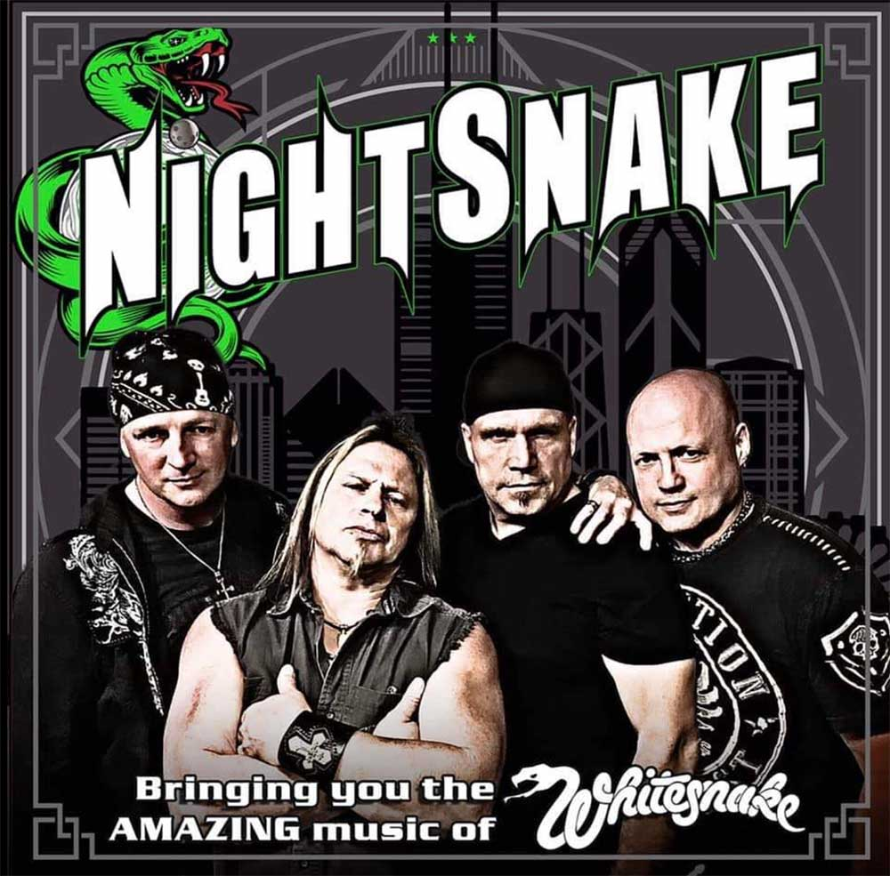 NightSnake (Whitesnake tribute)