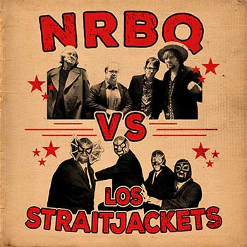 NRBQ vs. Los Straitjackets