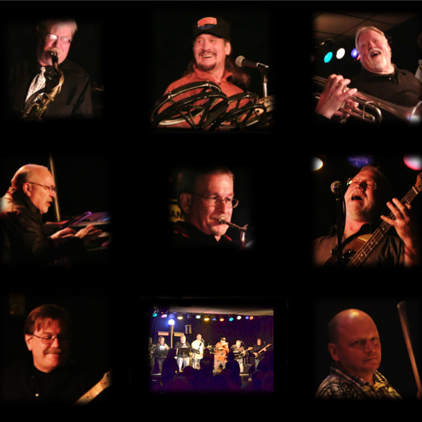 Rich Trueman & the 22nd Street Horn Band
