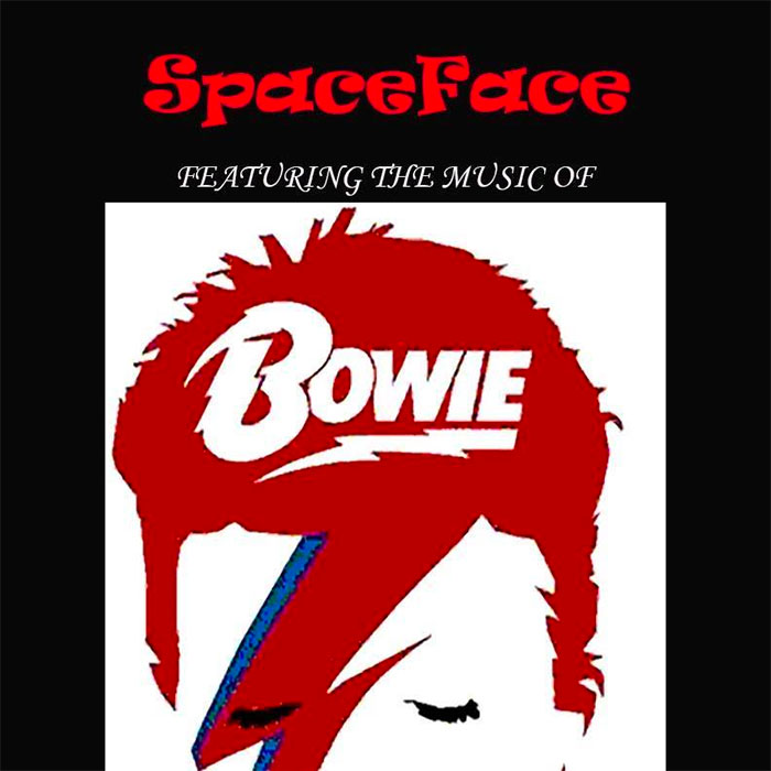 SpaceFace (A Tribute to David Bowie)