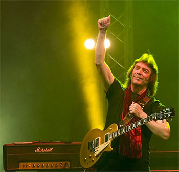 STEVE HACKETT North American Tour 2015 From ACOLYTE to WOLFLIGHT plus Genesis Classics (1970-1977) Including The Lamb Lies Down on Broadway, Cinema Show & more