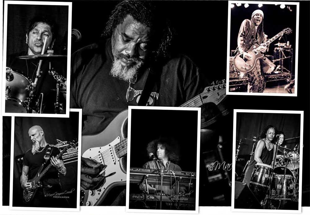 The Ike Willis Project with very special guest Micki Free