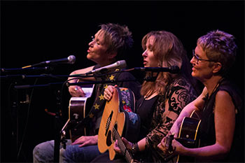 Three Women & The Truth: Mary Gauthier, Eliza Gilkyson and Gretchen Peters