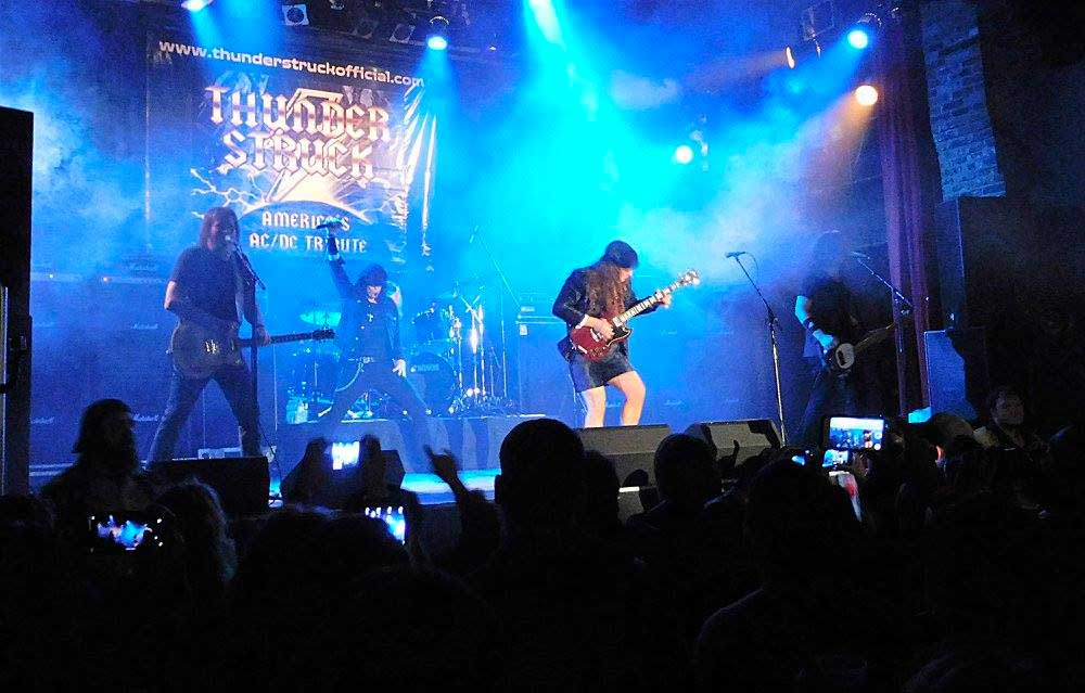 Thunderstruck: America's AC/DC tribute band