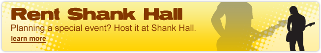 Rent Shank Hall